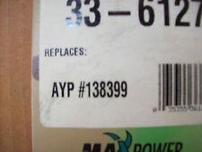 new lawnmower belt part number 138399 AYP Premium Replacement Belt Max Power New