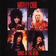 MOTLEY CRUE Shout At The Devil CD Bonus Tracks NEW