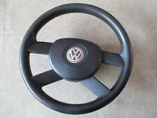 4-Speichen Lenkrad VW Touran schwarz 1T0419091