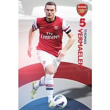 Thomas Vermaelen Arsenal FC Poster officially licensed product new EPL Gunners