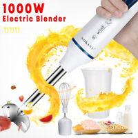 3 IN 1 1000W Electric Blender Mixer Whisk Food Grinder Stick Fruit Juicer 220V