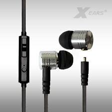 Xears ® Casque adapté pour iPhone, android, Sony Z-Série absteckbares Câble d1000-s