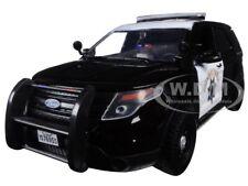 "2015 FORD INTERCEPTOR POLICE ""CHP"" CALIFORNIA HIGHWAY PATROL 1/24 MOTORMAX 76955"