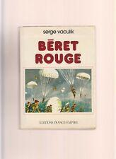 FRANCE WWII  -   BERET ROUGE