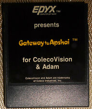 Colecovision Epyx Brand Game Gateway To Apshai Cartridge Only, Clean, TESTED!