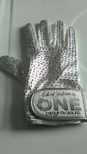 Michael Jackson Glove one cirqe out solell jewels