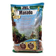 Jbl Manado Substrat de sol Naturel pour Aquariophilie 1 5 L