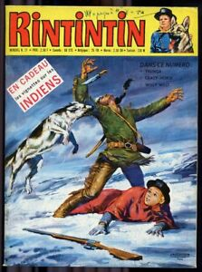 Rintintin # 21 (1971) + Vignettes Indiens