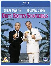DIRTY ROTTEN SCOUNDRELS - BLU-RAY - REGION B UK