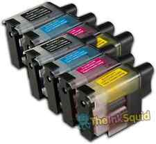 8 LC900 Ink Cartridge Set For Brother Printer MFC5840CN MFC620CN