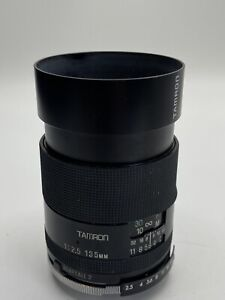 Tamron 135mm F/2.5  Adaptall 2, Close Focus MC 58, for Rollei #9002061-5