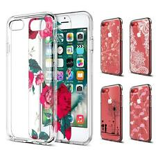 iPhone 7 8 Case, 5 pieces Interchangeable Design Cards DIY Creative Shockproof