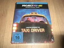 Taxi Driver Project Pop Art Exklusives Blu-Ray Steelbook NEU