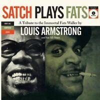 Armstrong- LouisSatch Plays Fats + 2 Bonus Tracks (New Vinyl)