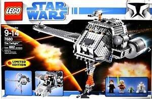 NEW SEALED LEGO STAR WARS 7680 THE TWILIGHT XLNT UCS ULTIMATE COLLECTOR