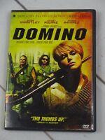 Domino (Widescreen New Line Platinum Series DVD) - V526