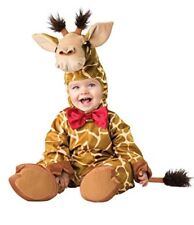 InCharacter Baby Cuddly Giraffe Costume Tan Camel XS 0-6m