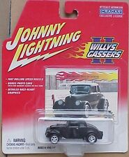 Johnny Lightning Willys Gassers II 1933 Willys custom coupe driver Art Gustafson