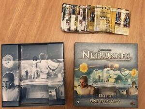 Data and destiny deluxe - LCG CCG Android Netrunner card board game