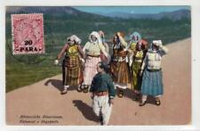 ALBANIA: 1914 picture postcard with SHKODER postmark (C38788)