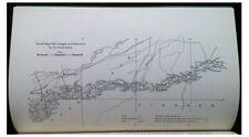 1942 Aurel Stein - SARAVATI RIVER - Ancient Sites - MAP - 04