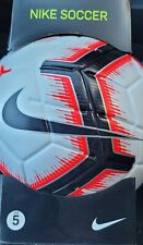 Nike Us Soccer Merlin Match Acc Ball 2019/20 Psc657-100 Size 5 New!