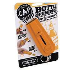 Cap Zappa Beer Bottle Opener Launcher Shooter 5M By Spinning Hat Fire Cap 5111