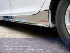 Stainless Steel OEM Side Skirt Trim Molding Kit for Hyundai Sonata YF 11-14