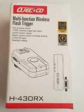 Ojecco Multi Function Wireless Flash Trigger For CANON H-430 RX