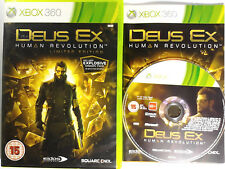 Deus Ex Human Revolution 360 Xbox 360