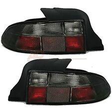 2 FEUX ARRIERE BMW Z3 10/1995 A 4/1999 NOIR FUME LOOK Z3 ROADSTER & M