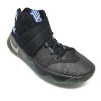 Men's Nike Kyrie II Duke Basketball Shoes Sneakers Size 12 M Black Athletic I5