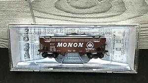 "Kadee Cars 7016 Monon ""CIL"" 50 Ton AAR 2-Bay Offset Open Hopper Car #4048 HO"