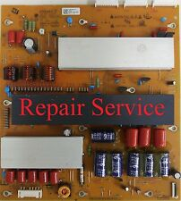 Mail-in Repair Service For LG Z-SUS EBR67820001 60PV250 1 YEAR WARRANTY