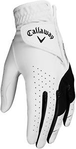CALLAWAY Boys Golf Gloves X Junior Left Hand, Medium, White