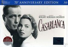 Casablanca [70th Anniversary Edit (2012, Blu-ray NEW) BLU-RAY/WS/70th Anniv. ED.