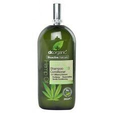 Dr organic Hemp seed Oil 2 in 1 Shampoo & Conditioner 265ml