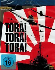BLU-RAY NEU/OVP - Tora! Tora! Tora! - Der Angriff auf Pearl Harbor