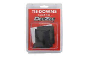 Dee Zee - Tie Downs for 15-19 Ford F-150/ 17-19 F-250/ F-350/ F-450 #DZ97909