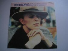David Bowie John I'm Only Dancing Lifetimes Series 1983 BOW 517 Ex Ex