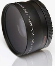 Macro Close up and Wide Angle Lens for Pentax K-1, K-3, K-50, K-70 with 18-55mm