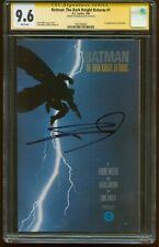 Batman The Dark Knight Returns 1 CGC-GRADED 9.6 NM+ SIGNED BY FRANK MILLER G-511