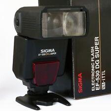 Flash Sigma EF-530 DG SUPER (NA-iTTL) per Digitali Nikon