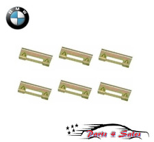 6 X BMW E36 318i 318is 325i 325is 318ti M3 328i Door Panel Clip Metal Repair NEW