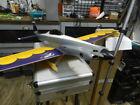 Super Midget Formula one Rc Airplane Built  Vintage Rare