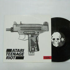 Atari Teenage Riot - 1995 LP UK ORIG DHR Alec Empire Prodigy Shizuo EC80R PUNK