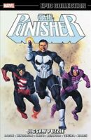 Punisher Epic Collection 5 : Jigsaw Puzzle, Paperback by Baron, Mike; Henders...
