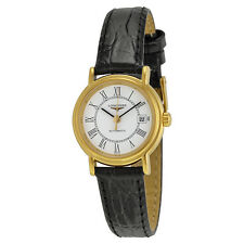 Longines Presence Gold-tone Stainless Steel Ladies Watch L4.321.2.11.2