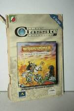 WARHAMMER SHADOW OF THE HORNED RAT USATO PC CD ROM VERSIONE ITALIANA ML3 50112