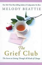 THE GRIEF CLUB - BEATTIE, MELODY - NEW PAPERBACK BOOK